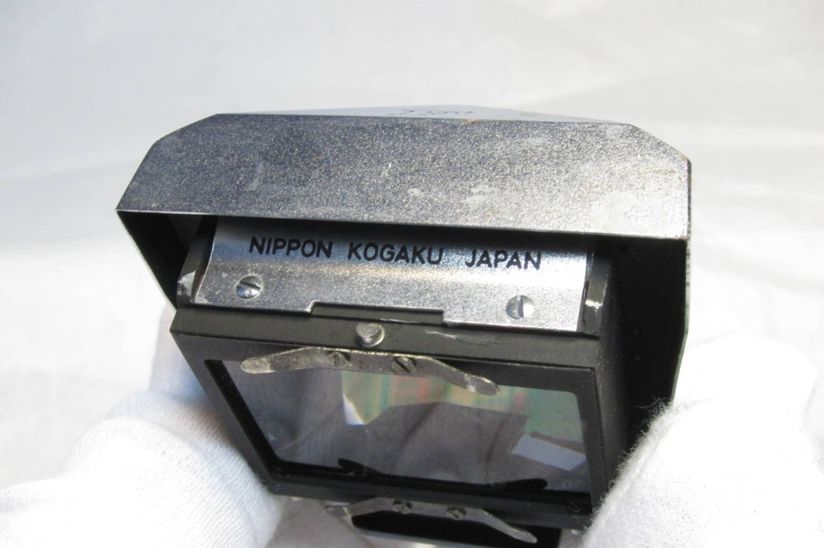 初期型 ニコン NIKON F 641万台 オリジナル 元箱付_画像7