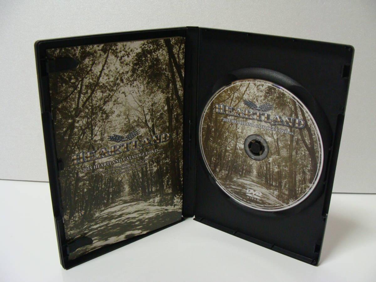 【中古DVD】 HEARTLAND CATALOGUE DVDver. 2012 & 2015 【2本セット】_画像5