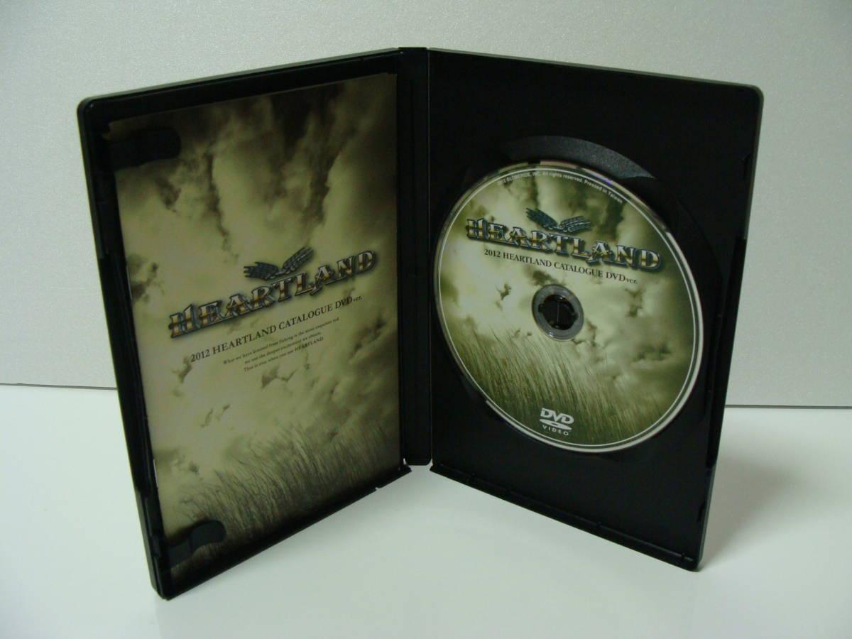 【中古DVD】 HEARTLAND CATALOGUE DVDver. 2012 & 2015 【2本セット】_画像3