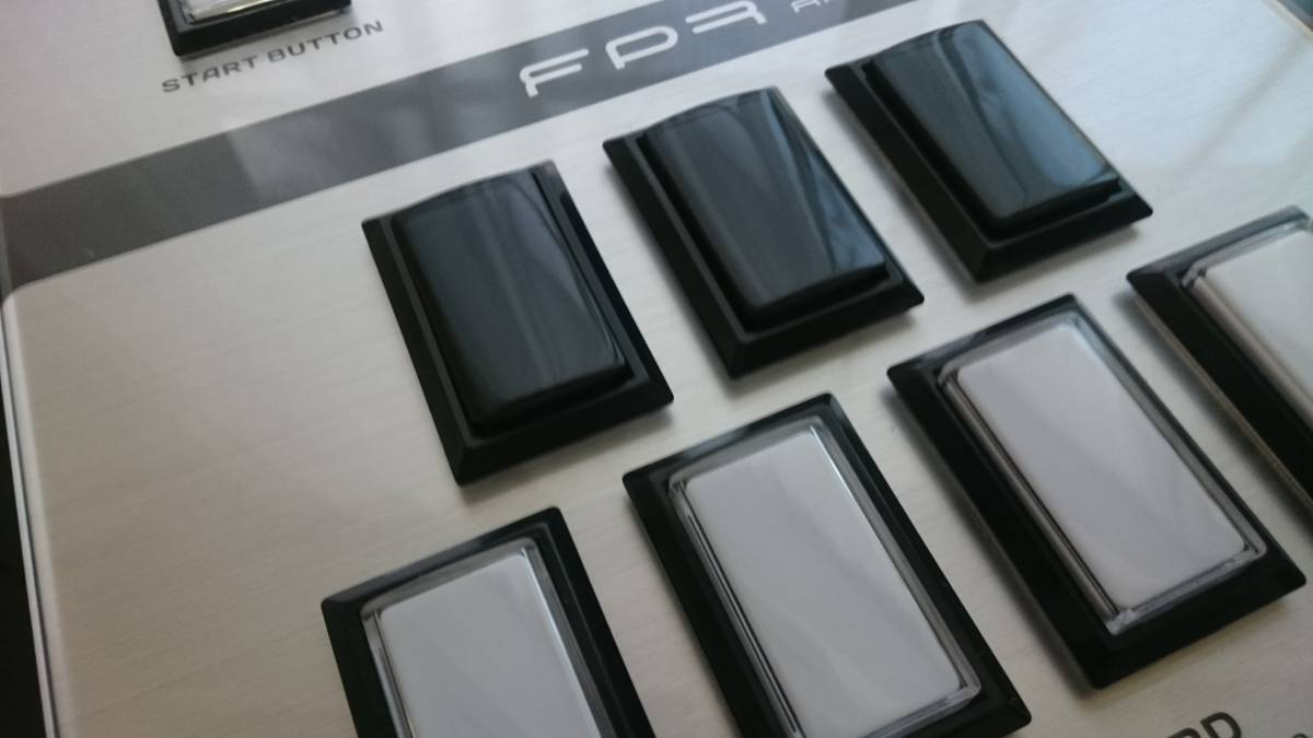 【DAOコン】FP7 EMP (三和ボタン, 20gバネ)_画像3