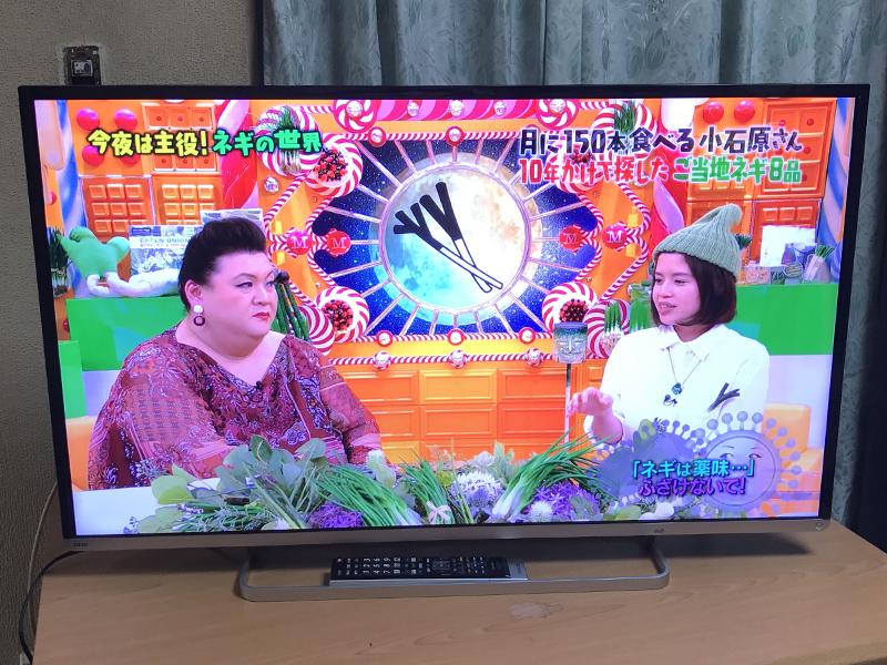 画面(パネル) 新品交換済み 東芝 レグザ 液晶テレビ 42V型 【REGZA 42J8】 デジタルハイビジョン 14年製_画像6