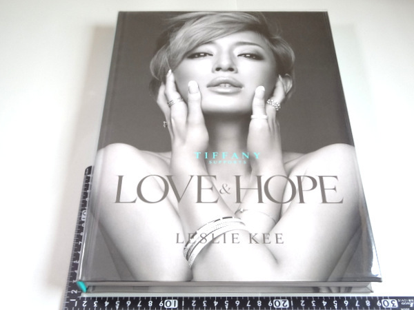 ◎ TIFFANY supports LOVE AND HOPE by Leslie KEE 安室奈美恵 浜崎あゆみ 綾瀬はるか 他