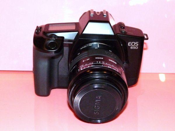 Canon(キャノン) フィルムカメラ EOS650 現状渡し 838772AA2559-208