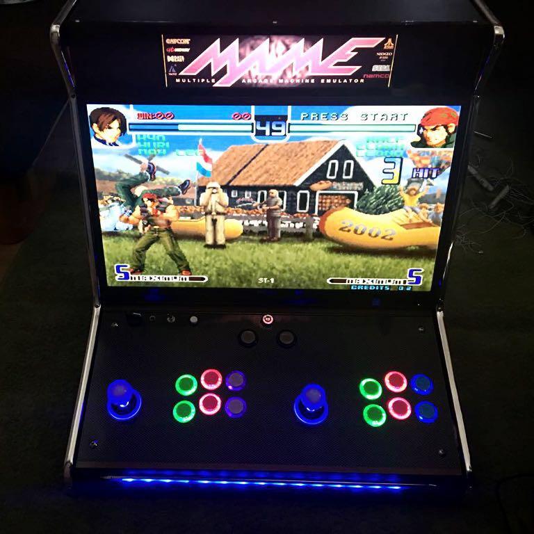 アーケード 筐体 Pandorabox4s エミュレータ ゲーム_画像3