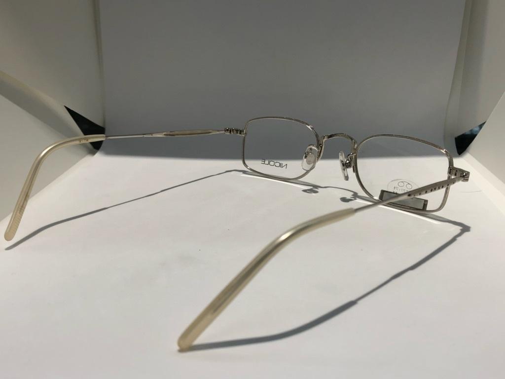 S3 即決 NICOLE ニコル メガネフレーム 2172 デットストック ビンテージ めがね 眼鏡 未使用 値下げ交渉 _画像4