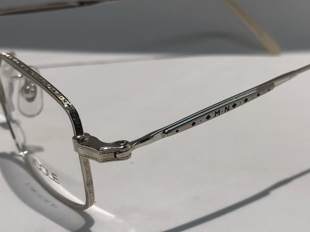S3 即決 NICOLE ニコル メガネフレーム 2172 デットストック ビンテージ めがね 眼鏡 未使用 値下げ交渉 _画像6