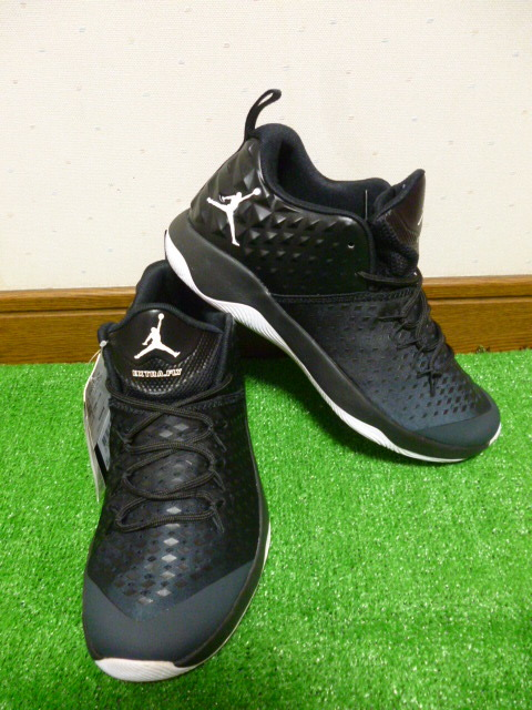info for 1d3cf 15c2e DP goods Nike  NIKE JORDAN Jordan extra fly 854551 001  anthracite × white  × black high Performance shoes!!