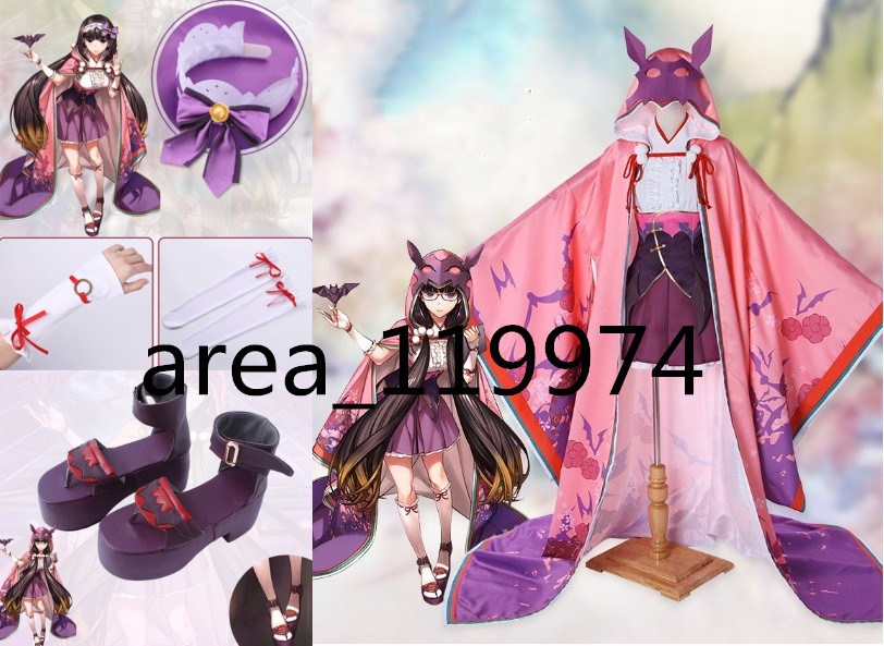 Fate/Grand Order FGO 刑部姫 コスプレ衣装_画像1