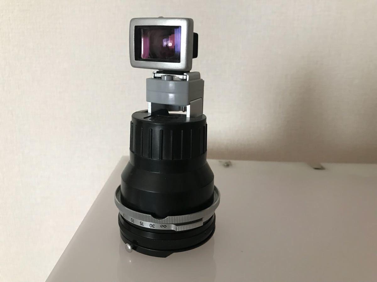 希少 nikkor-o 21mm f 4 ニッコール