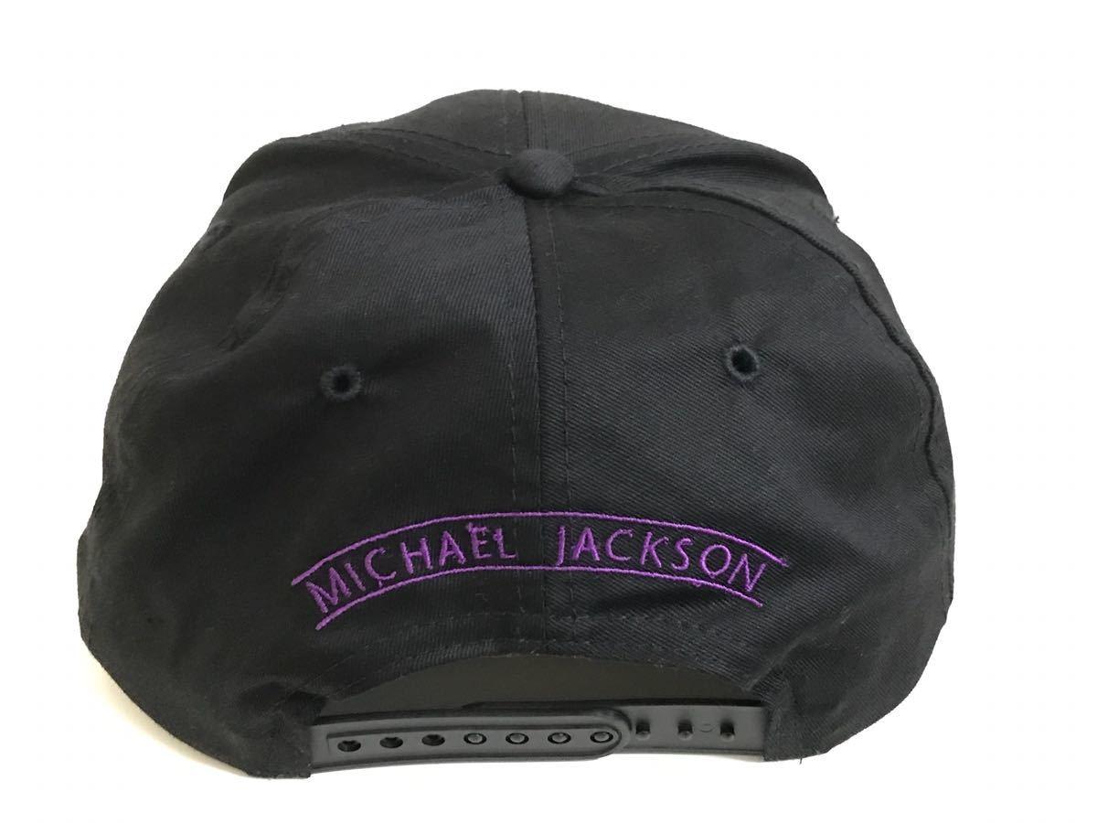 マイケルジャクソン HISTORY WORLD TOUR キャップ_画像2