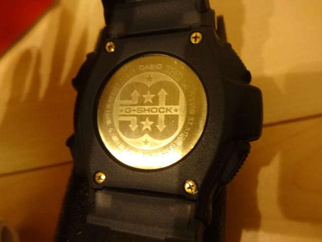 美品 CASIO G-SHOCK MUDMAN 30th ANNIVERSARY initial blue GW-9330B-1JR_画像4