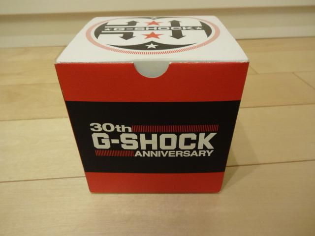 美品 CASIO G-SHOCK MUDMAN 30th ANNIVERSARY initial blue GW-9330B-1JR_画像9