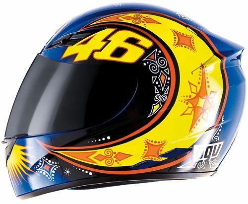 【在庫限り】AGV K3 MOTO-GP ロッシ46 ヘルメット♪_画像2