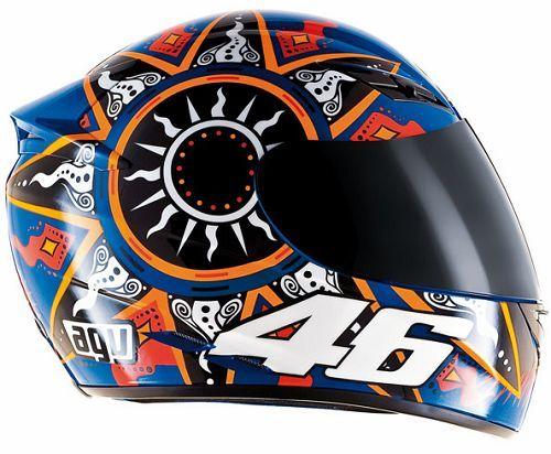 【在庫限り】AGV K3 MOTO-GP ロッシ46 ヘルメット♪