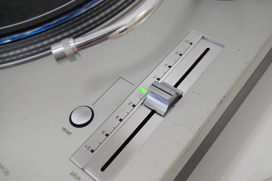 カートリッジ無し Technics/テクニクス ターンテーブル SL-1200MK3D ダイレクトドライブ 動作確認済み 元箱付_画像7