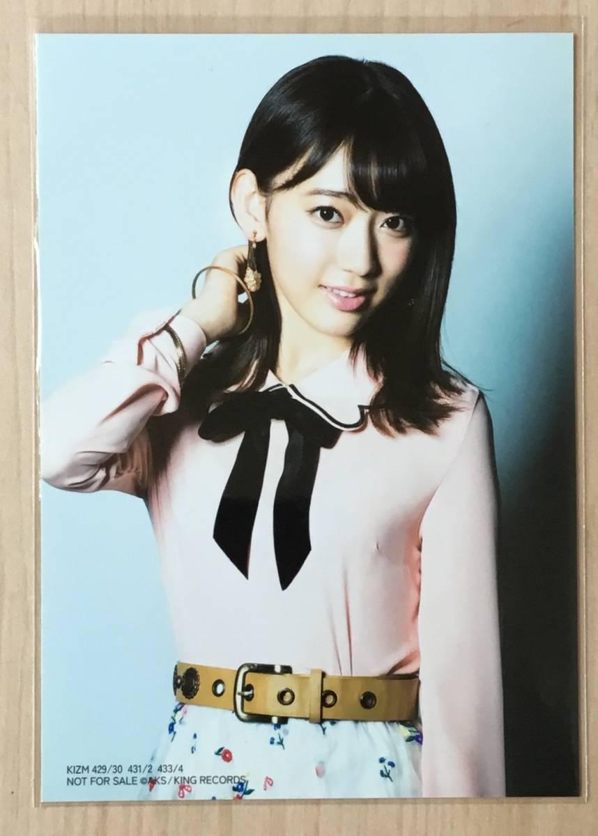 送料 60 円 硬質ケース付 宮脇咲良 翼はいらない 通常盤 封入 特典 生写真 AKB48 HKT48