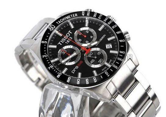 【1年保証】1円~≪新品≫ティソ TISSOT 腕時計 Tスポーツ PRS516 クロノ T044.417.21.051.0_画像3