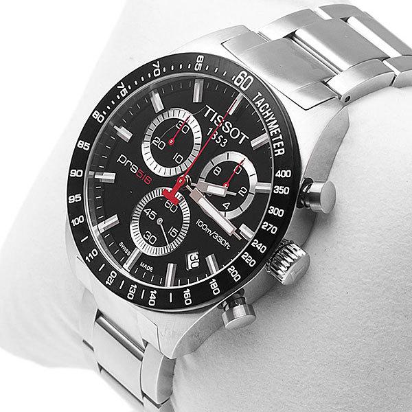 【1年保証】1円~≪新品≫ティソ TISSOT 腕時計 Tスポーツ PRS516 クロノ T044.417.21.051.0_画像4