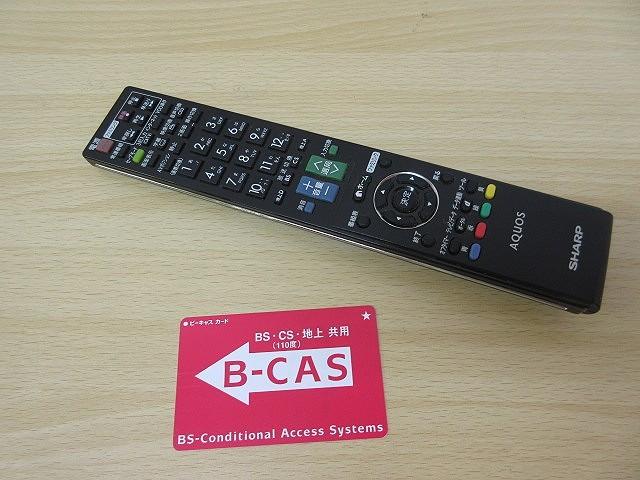 7088E◎SHARP シャープ アクオス 60V型 液晶テレビ LC-60Z5 3D対応◎中古_画像8