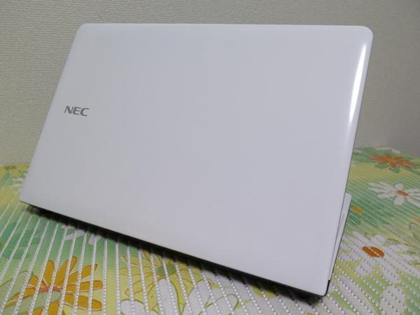 【最新Windows10★高速大容量】 NEC LS150/N ホワイト 高速CPU(Ivy Bridge) 第3世代 HDD1000GB★メモリ4GB Wi-Fi HDMI Office2016_画像3