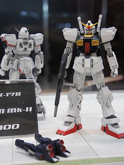 イベント限定品 Rampage Ghost Studio Reckless 1/144 ガレージキット ガンダムMk-2 スタジオレックレス 正規品 キャラホビ C3AFA TOKYO