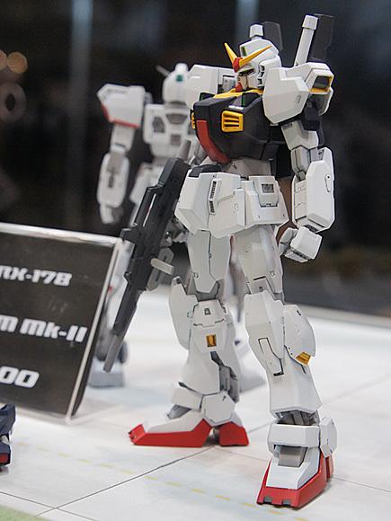 イベント限定品 Rampage Ghost Studio Reckless 1/144 ガレージキット ガンダムMk-2 スタジオレックレス 正規品 キャラホビ C3AFA TOKYO_画像2