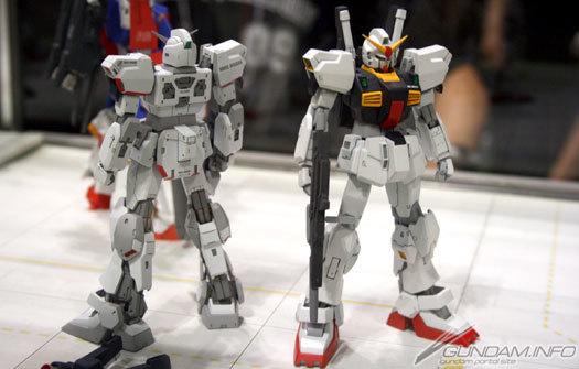 イベント限定品 Rampage Ghost Studio Reckless 1/144 ガレージキット ガンダムMk-2 スタジオレックレス 正規品 キャラホビ C3AFA TOKYO_画像3