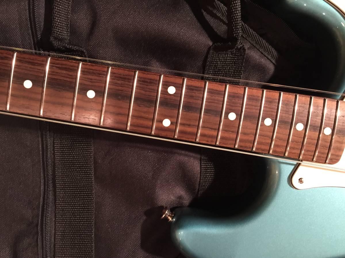 DK-061 SHOP ORDER レアカラー!FenderJapan ST62-70TX ULP/R No.040818 _画像5