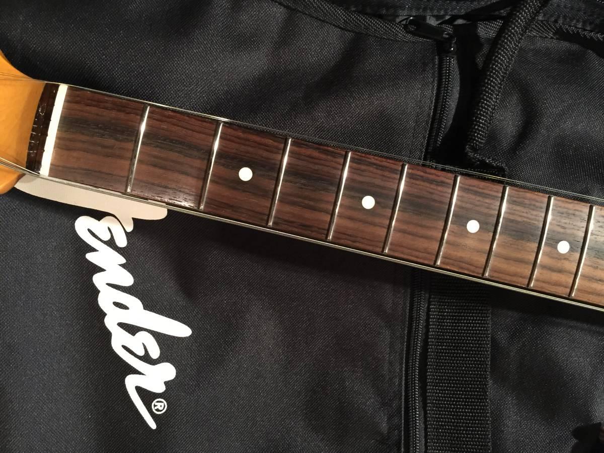 DK-061 SHOP ORDER レアカラー!FenderJapan ST62-70TX ULP/R No.040818 _画像4