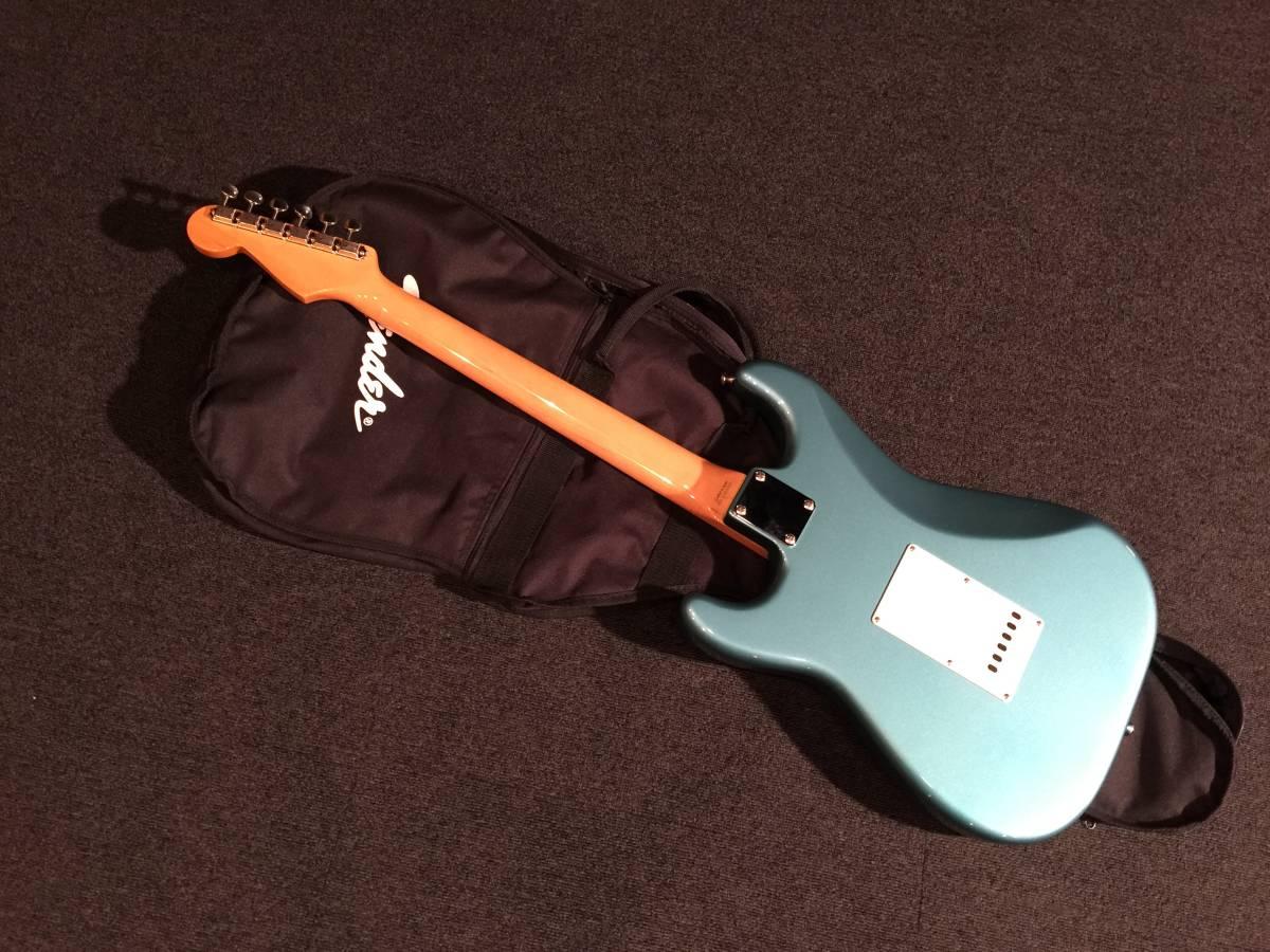 DK-061 SHOP ORDER レアカラー!FenderJapan ST62-70TX ULP/R No.040818 _画像9