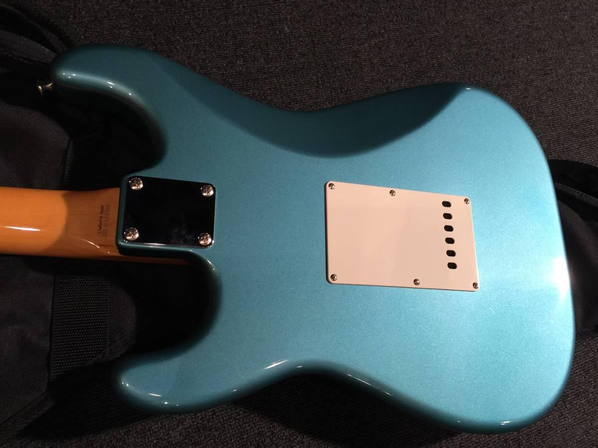 DK-061 SHOP ORDER レアカラー!FenderJapan ST62-70TX ULP/R No.040818 _画像8