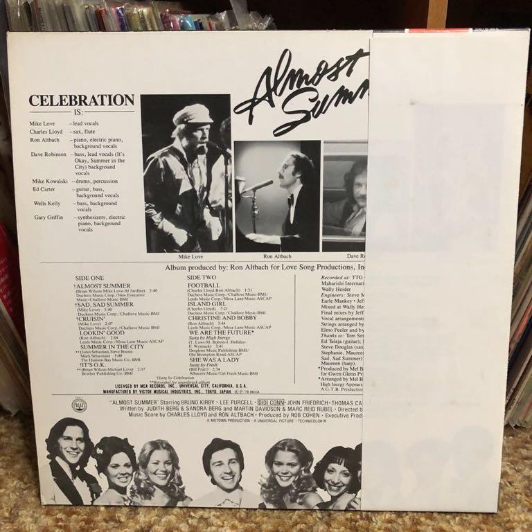 【 LPレコード】ハイスクール/サウンド・トラック 再生確認済み 国内盤 LP_画像2