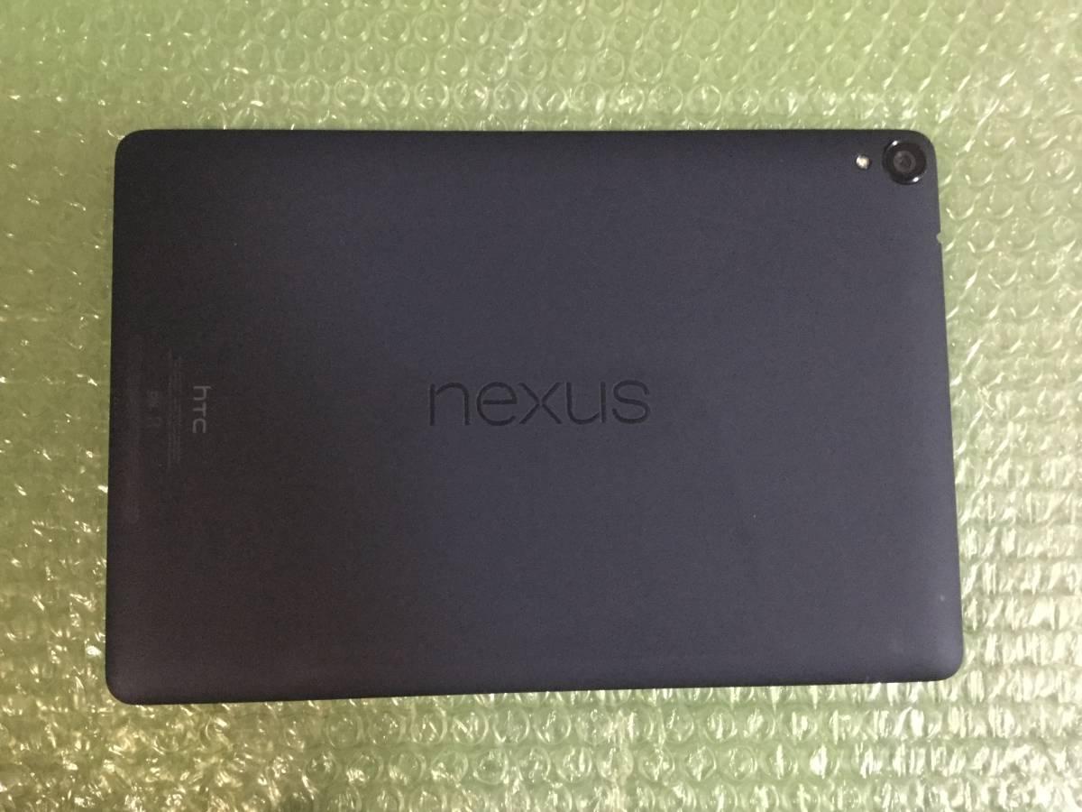良品HTC Google Nexus 9 LTEモデル 32GB ブラック+ガラスフィルム+ケース_画像5