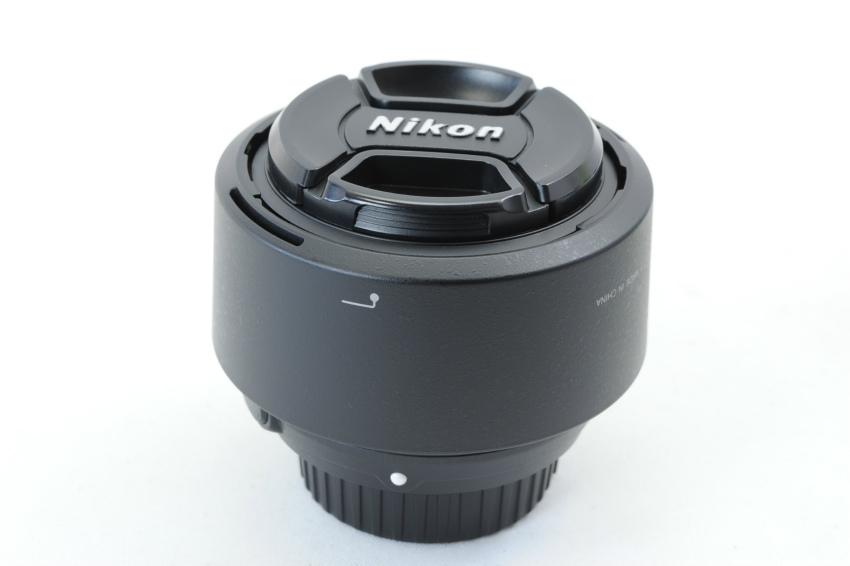 【ecoま】ニコン NIKON AF-S 50mm F1.8 G フード付 単焦点 オートフォーカスレンズ_画像9