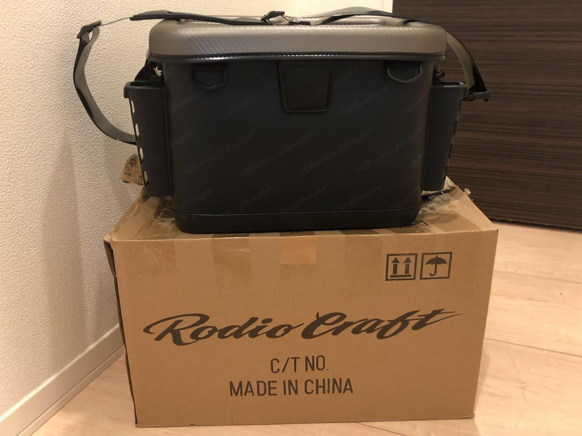 ロデオクラフト RCカーボンタックルバッグ EHB-36RC バッカン