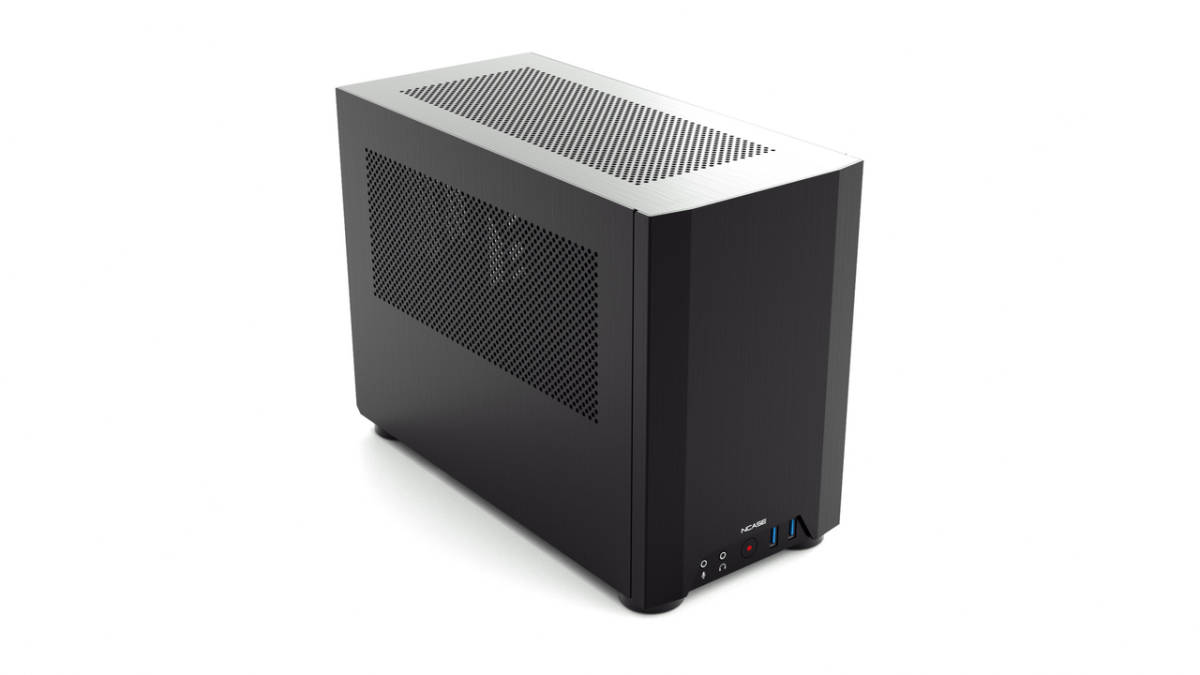【送料無料】【新品未開封】NCASE M1 Version5【ITX】【PCケース】