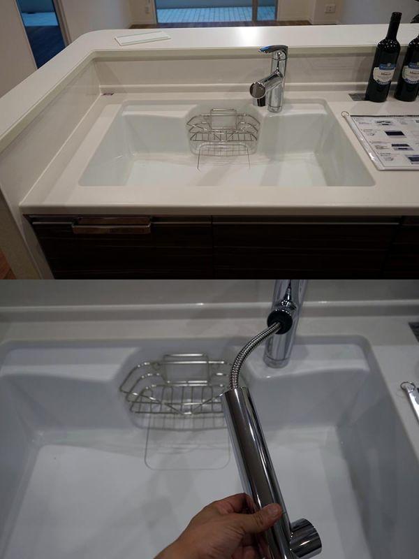 AOJ34AB その他 展示品 タカラスタンダード システムキッチン カップボード 水栓 食洗器 レンジフード付 コンロ無_画像3