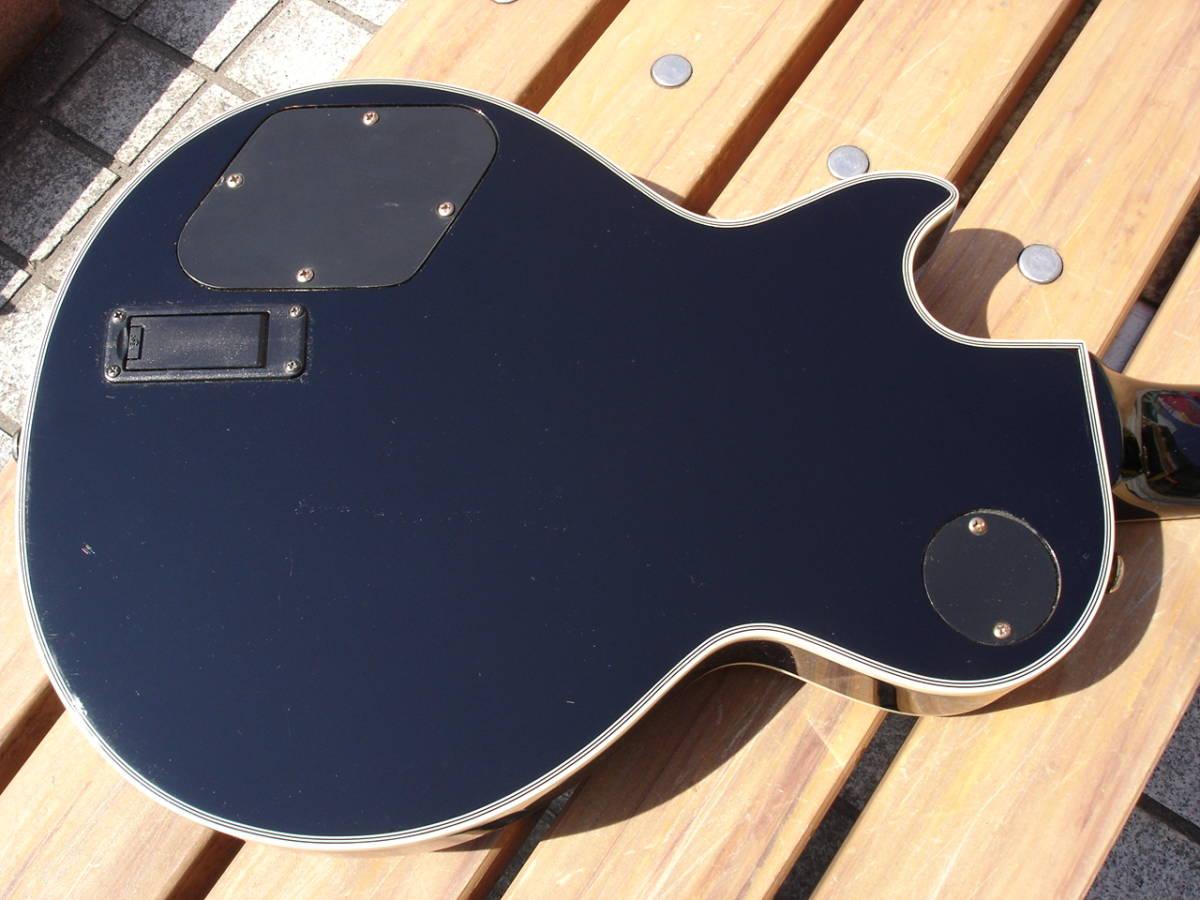 ♪ EDWARDS E-LP-50C/M BK アンプ内蔵 レスポール エドワーズ ミニギター ♪_画像7