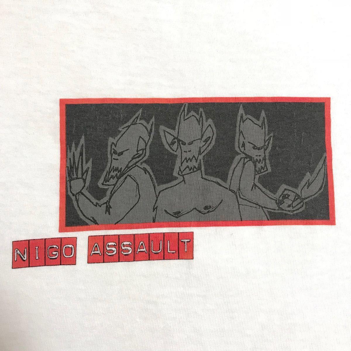 ★激レア★ 初期 futura unkle Tシャツ L anvil a bathing ape bape ベイプ 90s オールド ビンテージ stash oneita nowhere 裏原宿 kaws_画像2