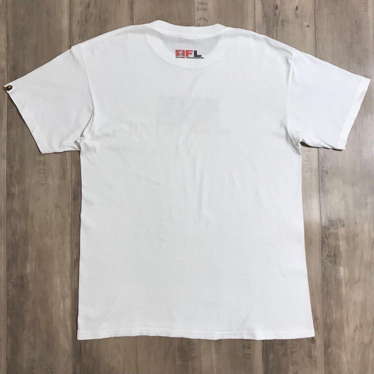 ★激レア★ 初期 futura unkle Tシャツ L anvil a bathing ape bape ベイプ 90s オールド ビンテージ stash oneita nowhere 裏原宿 kaws_画像3