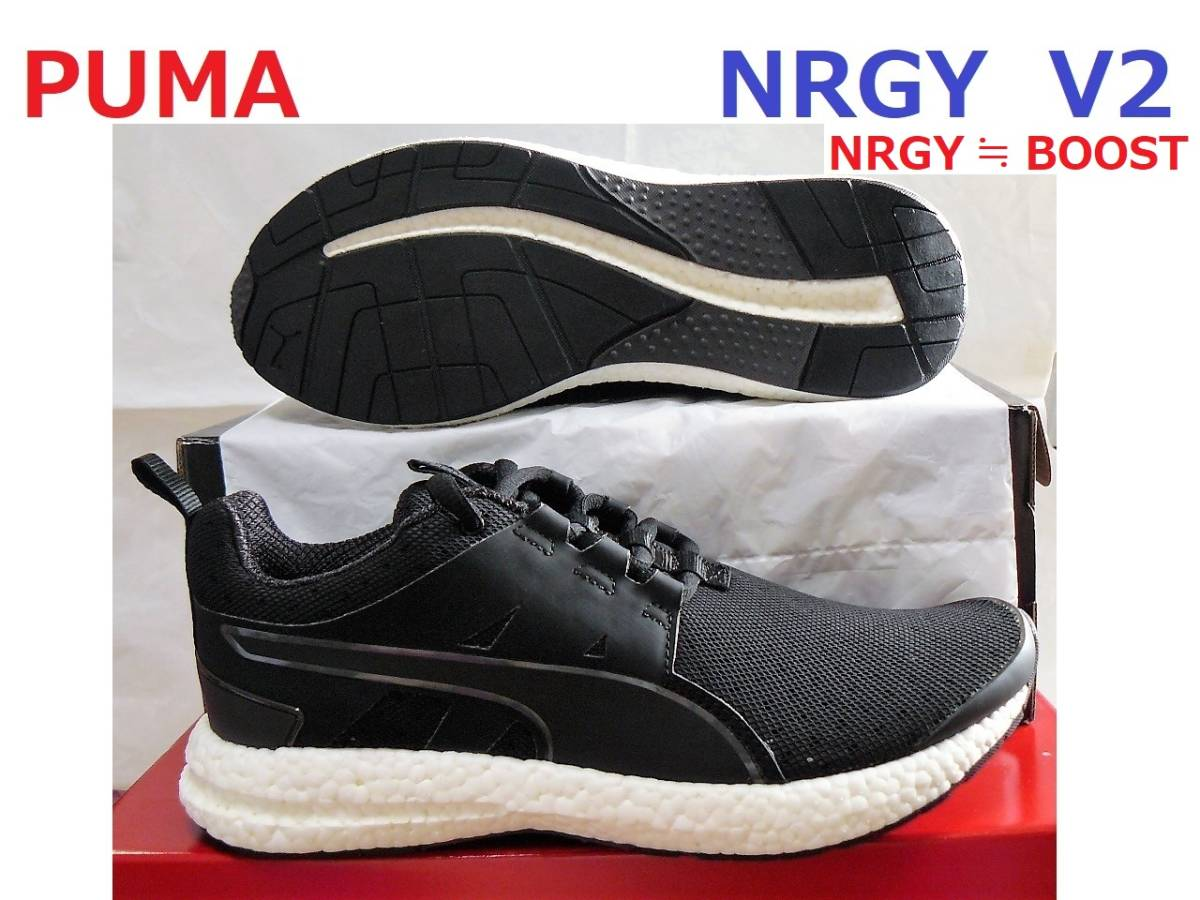8ee8955c127 last new goods translation have 4500 jpy prompt decision Puma PUMA NRGY V2  height cushion height