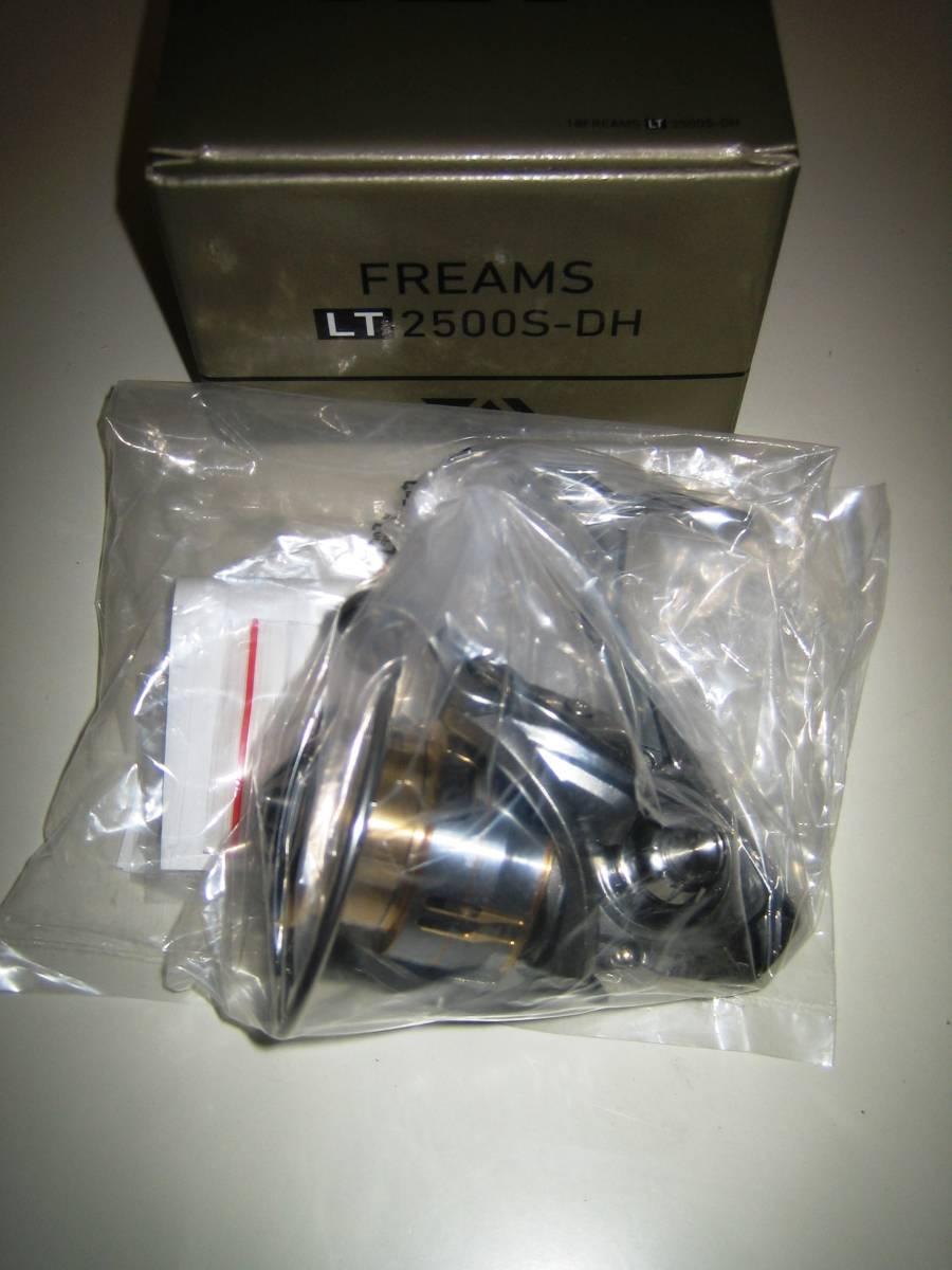 【実釣り未使用】ダイワ 18 フリームス LT2500S-DH ハンドルなし