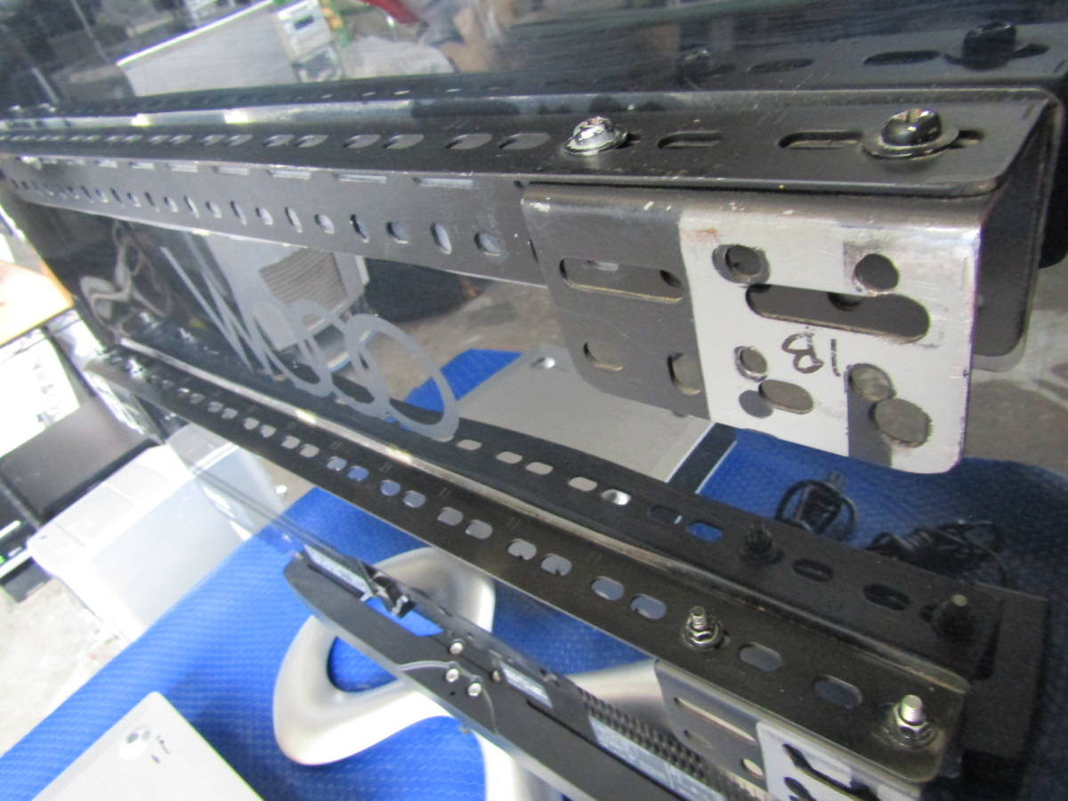 S706*1  日立液晶テレビモニター UT42-MX770JB & 日立液晶テレビチューナー部UM-IP700_画像8