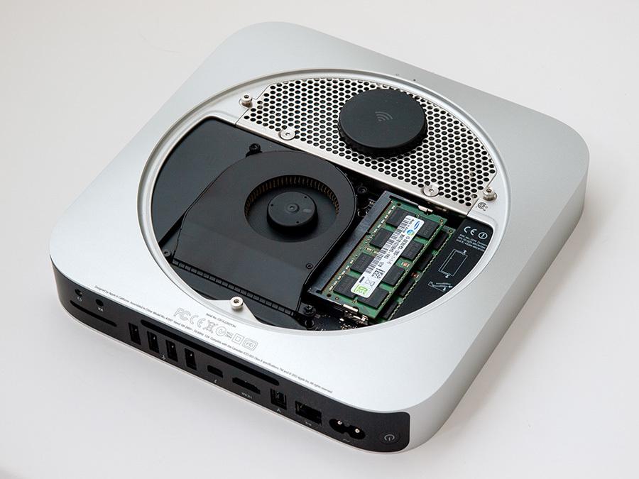 ■ Mac mini [Late 2012] Core i7 2.3GHz, メモリ16GB, SSD256GB_画像4