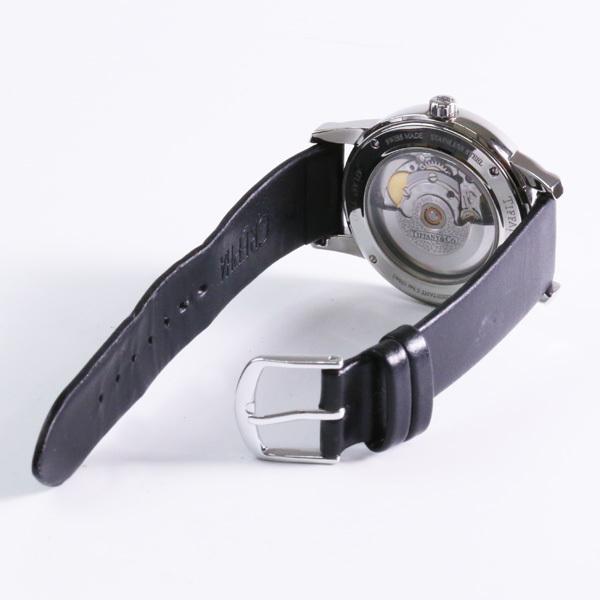 Tiffany &Co ティファニー アトラス AT Z1800.68.10A21A51A 自動巻き メンズ 腕時計 中古_画像3