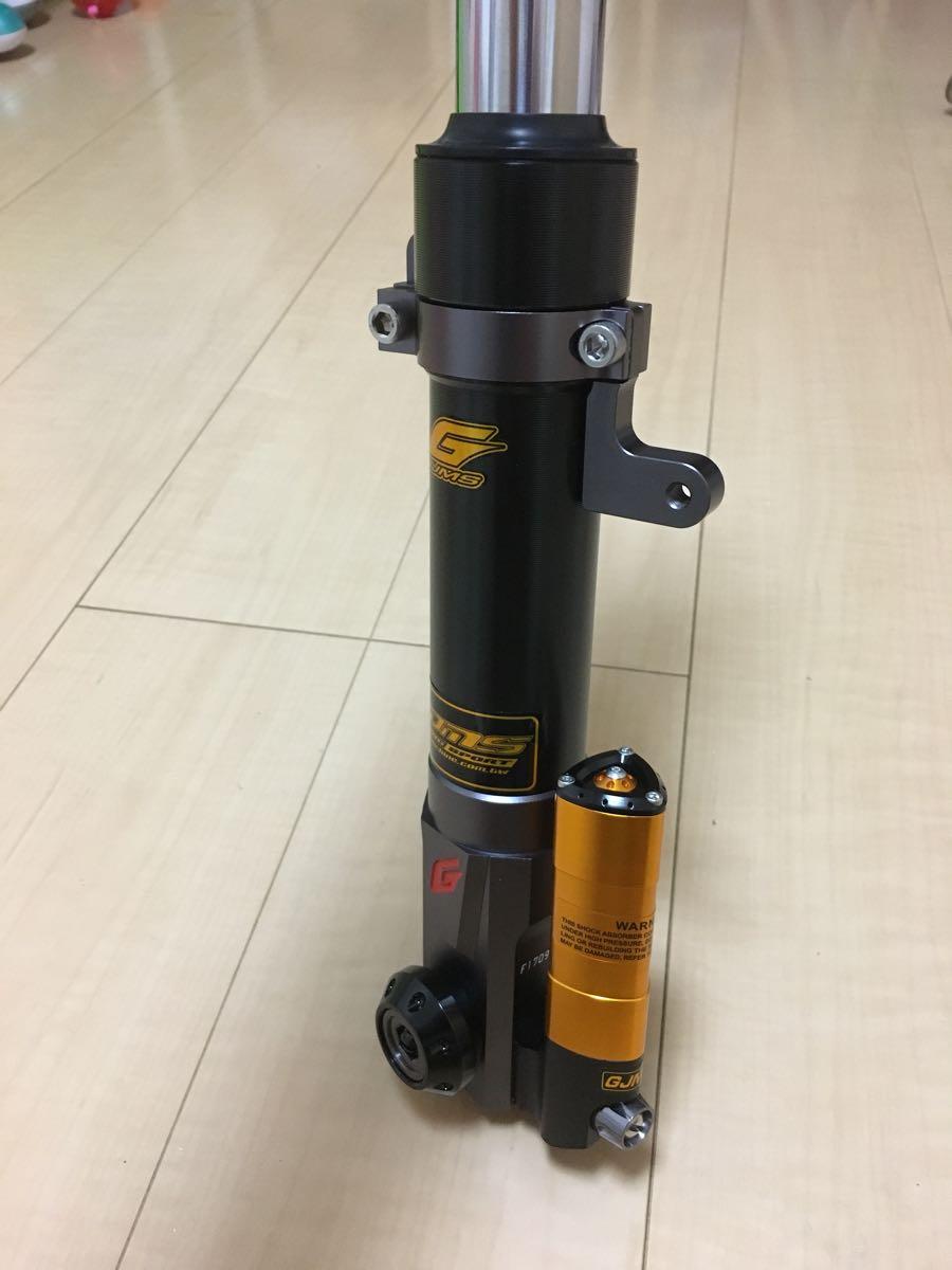 シグナスX GJMS TCD2000 フロントフォーク SE44 2型 3型 28S 465 1YP 1MS _画像4
