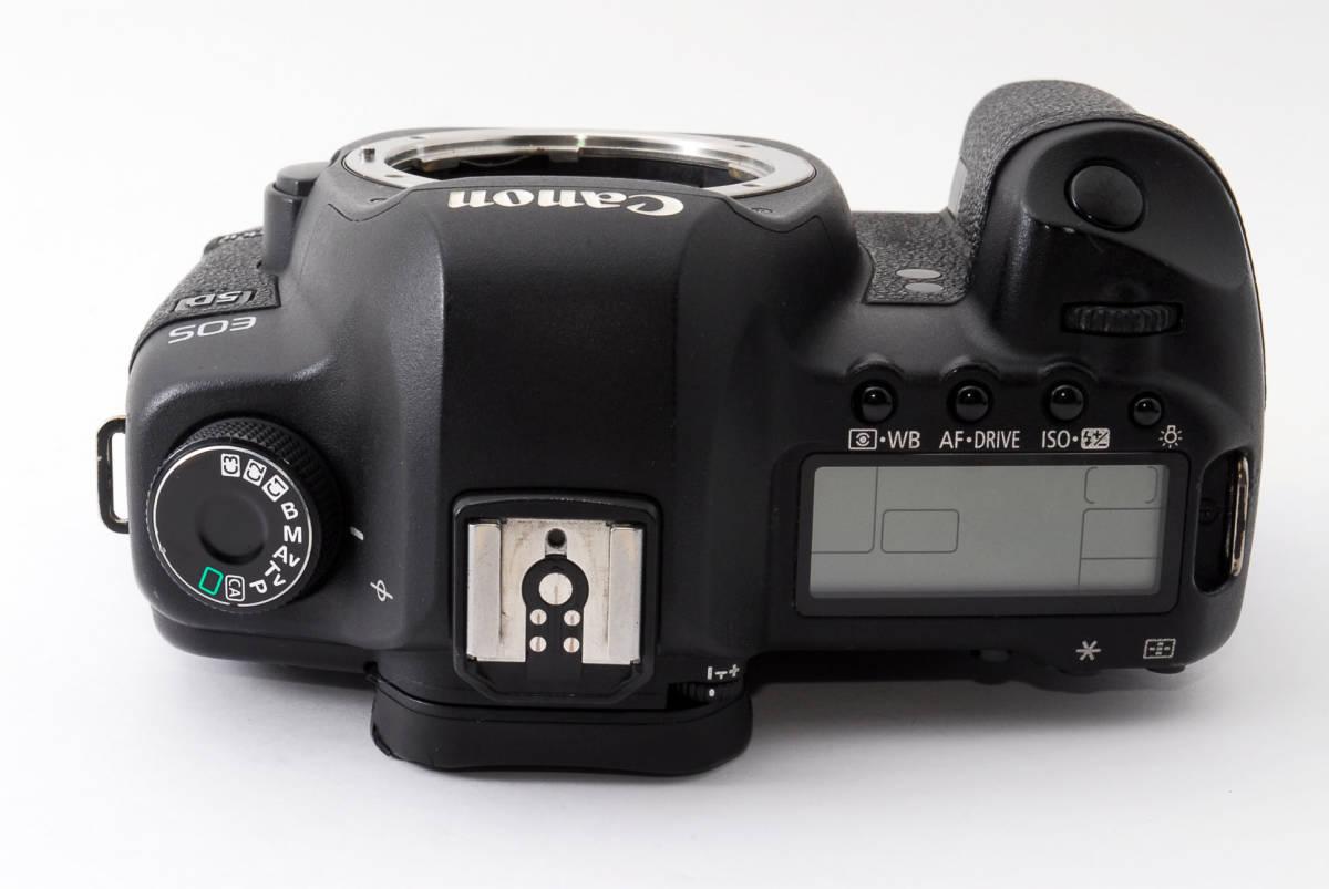 ◆完動品◆Canon キャノン EOS 5D Mark Ⅱ ボディ 付属品充実♪ 通常使用における不具合は半年間保証します! 16j18r-229_画像7