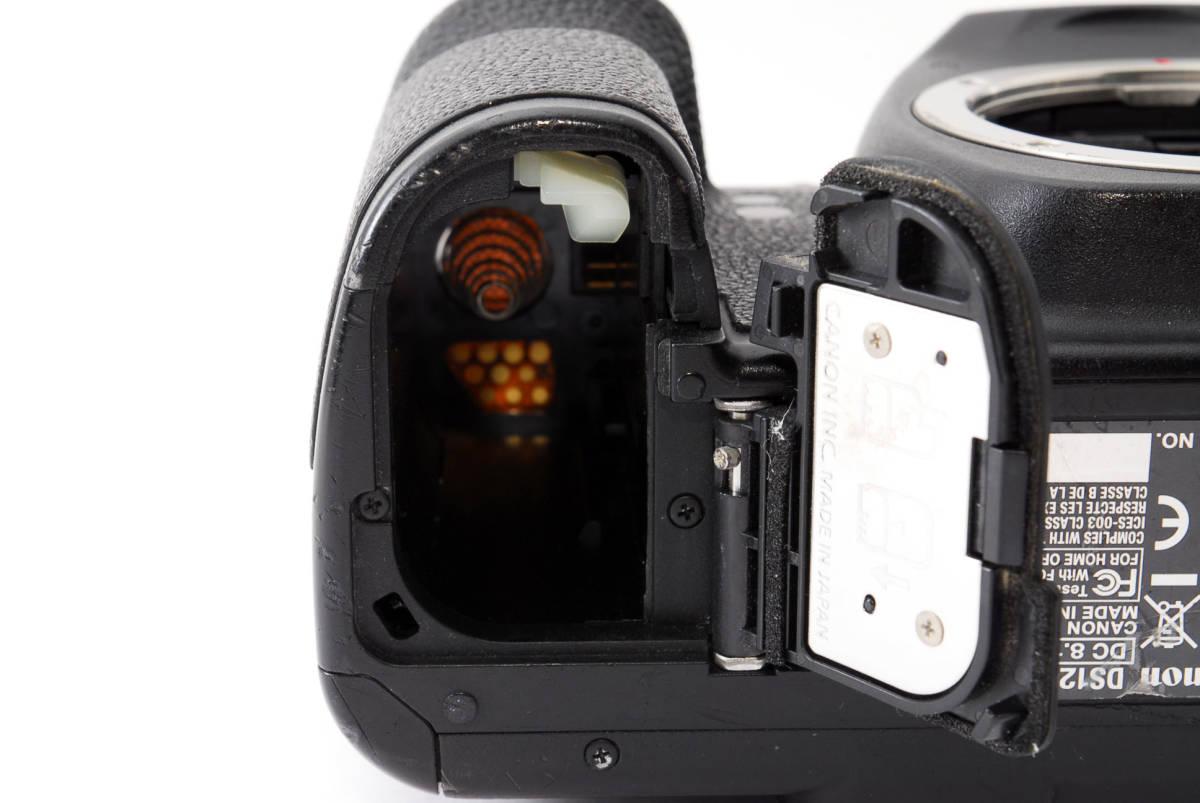 ◆完動品◆Canon キャノン EOS 5D Mark Ⅱ ボディ 付属品充実♪ 通常使用における不具合は半年間保証します! 16j18r-229_画像10