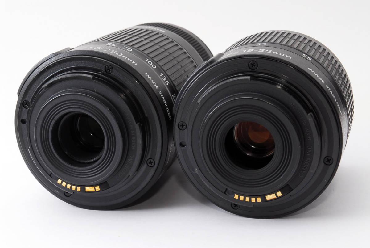 〓超美品〓Canon キヤノン EOS 80D ダブルレンズセット 付属品充実 標準・望遠レンズ キャノン大人気機種 SD8GBおまけ多数 【返金保証】233_画像4