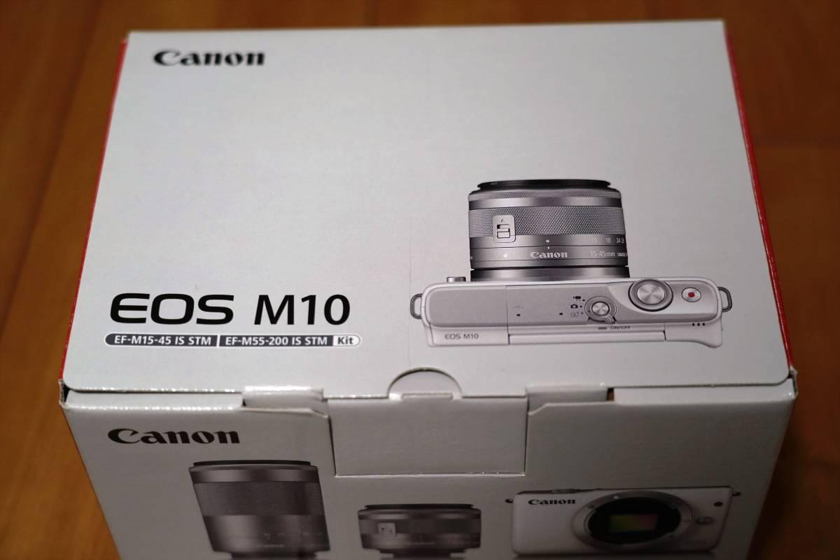 ★新品同様 EOS M10 ボディ [ブラック]_画像7